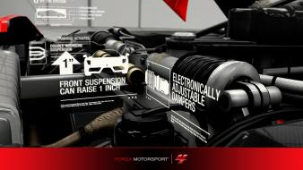 Cars forza motorsport 4 game car engines wallpaper