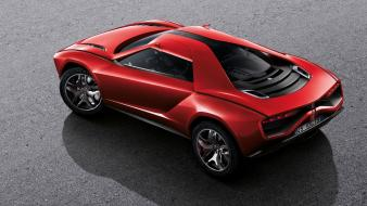 Cars italdesign giugiaro parcour roadster concept Wallpaper