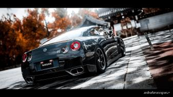 Cars nissan races wallpaper