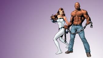 Comics luke cage Wallpaper