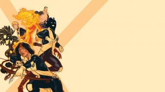 Comics new mutants wallpaper