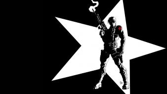 Comics winter soldier mike deodato wallpaper