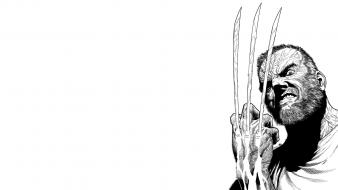 Comics wolverine steve mcniven old man wallpaper