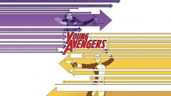 Comics young avengers wallpaper