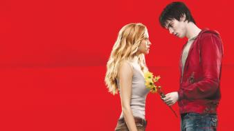 Couple teresa palmer warm bodies nicholas hoult wallpaper