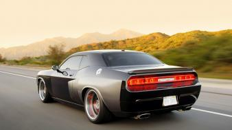 Dodge challenger srt-8 srt wallpaper