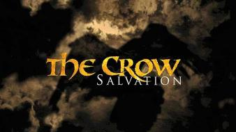 Film the crow crow: salvation wallpaper