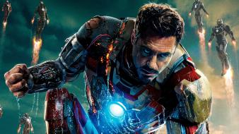 Film tony stark robert downey jr 3 wallpaper