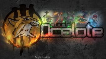 League of legends sk gaming ocelote wallpaper