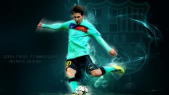 Lionel messi fc barcelona barça football stars player wallpaper