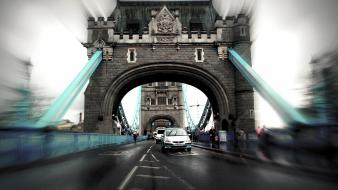 London united kingdom tower bridge thames river wallpaper