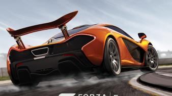 Mclaren p1 xbox one forza motorsport 5 wallpaper