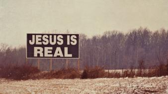 Real jesus christ christianity roads road sign wallpaper