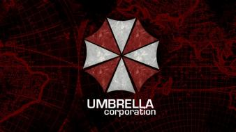 Resident evil film umbrella corp. wallpaper