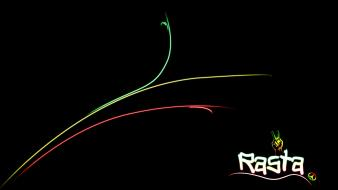 Simple background rastafari rastaman sign simply movement wallpaper