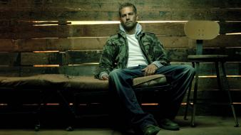 Sitting actors paul walker wallpaper