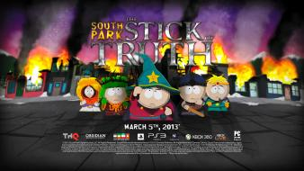 South park park: the stick of truth wallpaper