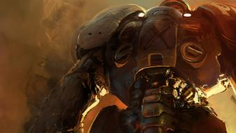 Starcraft terran marine wallpaper