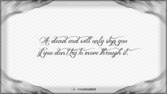 Video games dead quotes grayscale wisdom motivational antichamber wallpaper