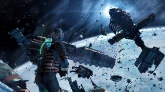 Video games dead space 3 wallpaper