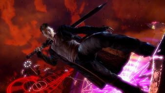 Video games devil may cry dmc wallpaper