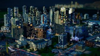 Video games sim city wallpaper