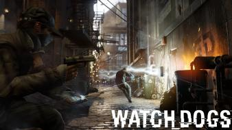 Video games ubisoft watch dogs wallpaper