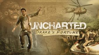 Video games uncharted wallpaper
