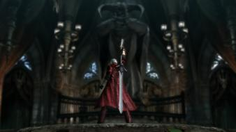 Widescreen rebellion sword son of sparda dante Wallpaper