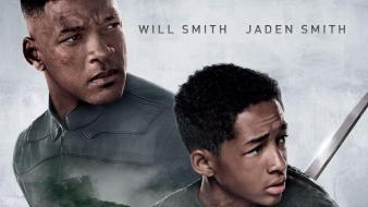 Will smith after earth wallpaper