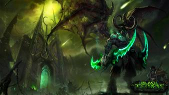 World of warcraft fantasy art artwork wallpaper