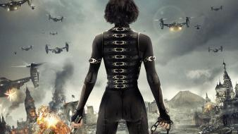 Alice In Resident Evil 5 Retribution wallpaper