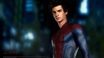 Andrew Garfield In Amazing Spider Man Hd wallpaper