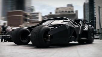 Batmobile batman the dark knight wallpaper