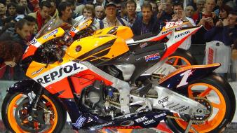 Bikes moto gp 2006 honda repsol cbr team wallpaper