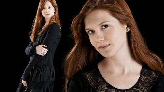 Bonnie Wright 2011 wallpaper