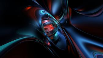 Dark 3d Abstract Hd wallpaper
