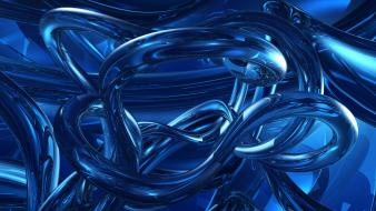Dark Blue Abstracts Hd wallpaper