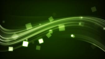 Electrify Green Wallpaper