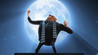 Gru In Dispicable Me wallpaper