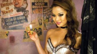 Jamie Chung As Amber In Sucker Punch wallpaper
