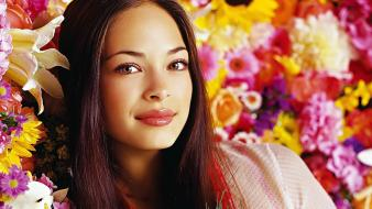 Kristin Kreuk Canadian Tv Actress wallpaper