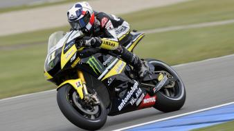 Moto gp ben spies monster yamaha tech 3 Wallpaper