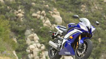 Ride yamaha r6 yzf-r6 Wallpaper