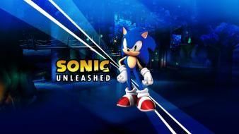 Sonic the hedgehog unleashed wallpaper