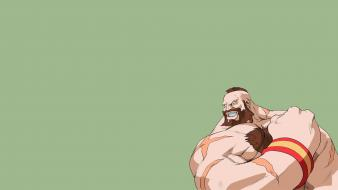 Street fighter zangief wallpaper