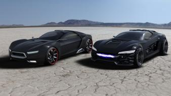 Vehicles concept falcon salt flats black australia wallpaper