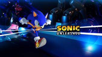 Video games sonic unleashed wallpaper