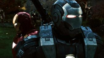 War Machine Iron Man wallpaper