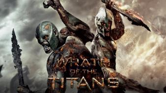Wrath Of The Titans Movie Wallpaper